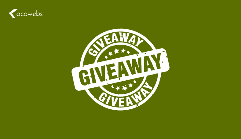 host giveaways