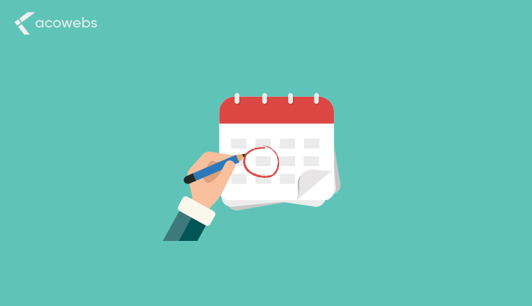 Create A Holiday Calendar For Your Business