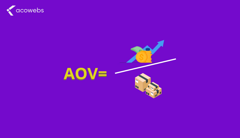 Let High 'Average Order Value' (AOV) be Your Top Priority