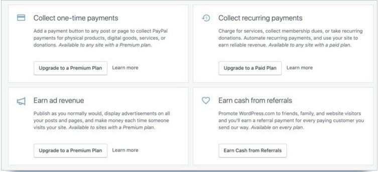 wordpress-com-paid-plans