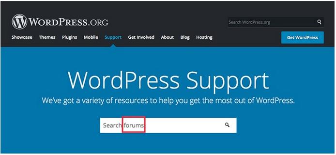 wordpress-org-support