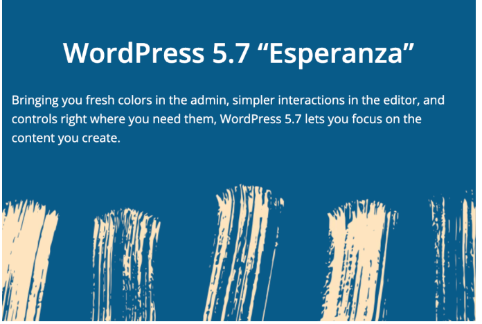 wordpress-5-7-esperanza