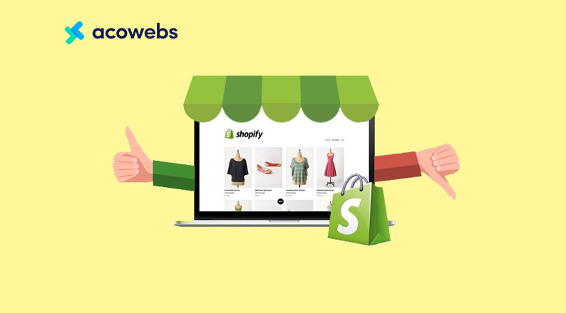 Pros & Cons of Using Shopify for eCommerce Stores