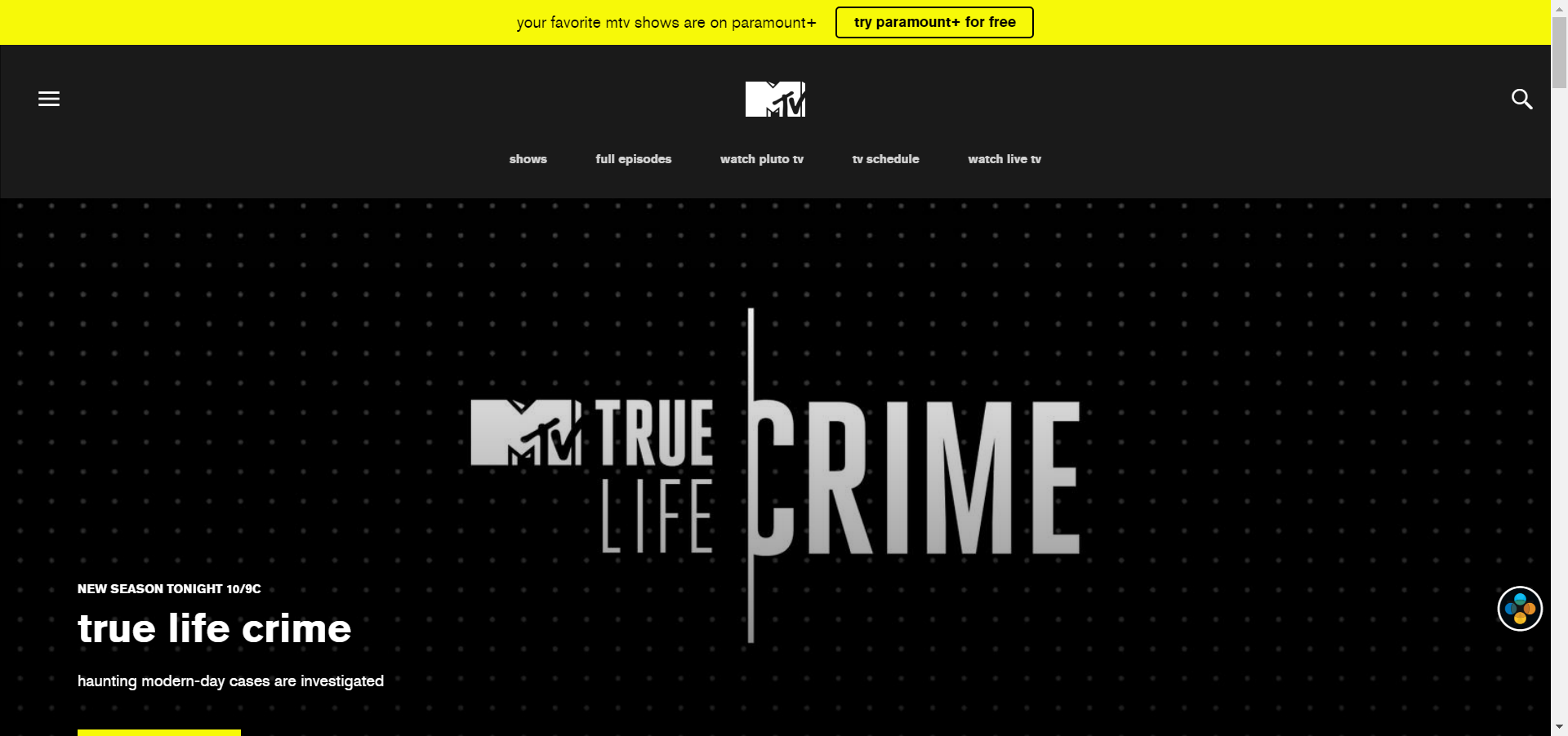 mtv-official-website