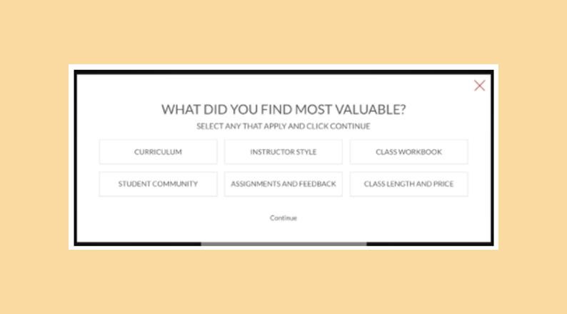 masterclass-survey
