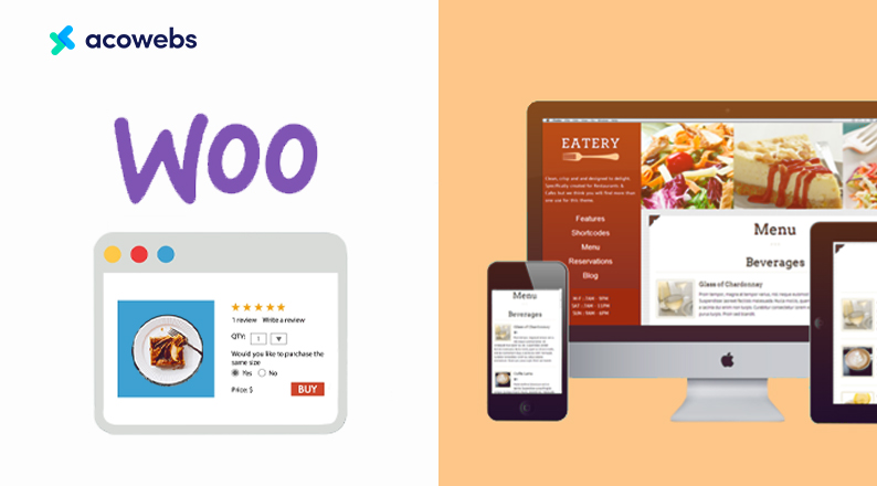 how-to-build-a-restaurant-website- using-woocommerce-and -wooCommerce-product-addons