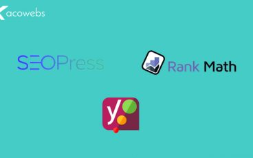 Top 3 WordPress SEO Plugins: Yoast SEO, Rank Math and SEOPress Comparison